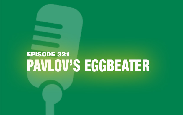 TWIL NRL Podcast #321: Pavlov's Eggbeater | This Week in League